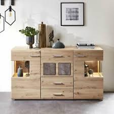 sideboard kommode artisan eiche caspio wohnzimmer schrank
