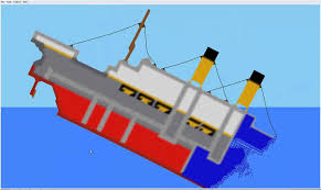sinking ship simulator titanic 2 sinking simulator titanic 2 and the ss titan