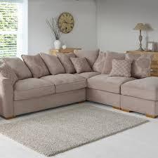 Milari Sofa Living Spaces by Sofas Center Pillow Back Sofa Milari Casual Linen Fabric Wpillow