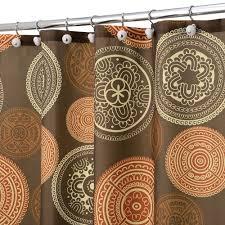 Grey Medallion Curtains Target by Medallion Shower Curtain Ebay