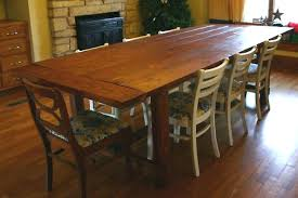 Diy Dining Room Table Build Do It Yourself