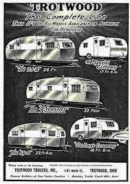 Trotwood Trailer Designs 1940