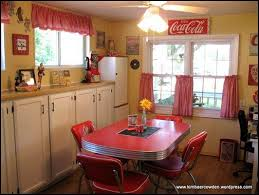 I Reallylike How They Made The Kitchen Have A Diner Feel