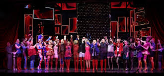 coverage opening night curtain call for kinky boots on broadway