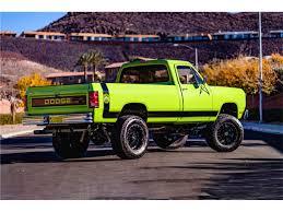 100 1987 Dodge Truck Ram For Sale ClassicCarscom CC1176063