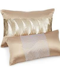Macys Sofa Pillow Covers by Hotel Collection Finest Silver Leaf Decorative Pillow Collection