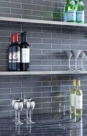 Akdo Glass Subway Tile by Akdo Lunar Gray By Kitchens By Deane Akdo Shades Of Gray