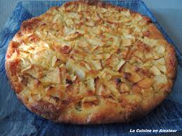 la cuisine rapide la cuisine en de maryline gâteau rapide aux pommes