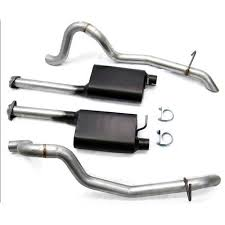 cat back pipe sve mustang 2 5 road h pipe catback exhaust kit 87 93 gt