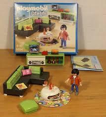 neu playmobil 5584 wohnzimmer mit viel zubehör passend zur