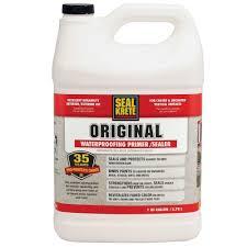 Seal Krete Floor Tex Home Depot by Latex Ite 55 Gal Therma Seal Driveway Filler Sealer 11405 The