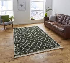 boho teppich lifestyle teppich grün teppich wohn