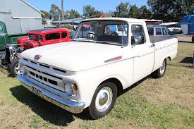 100 1960s Ford Truck FSeries Pickup S History 19611966