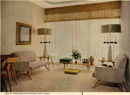 Tremendous 1950s House Interior 20 Interiors From 1952 The End Of 1940s On Home Design