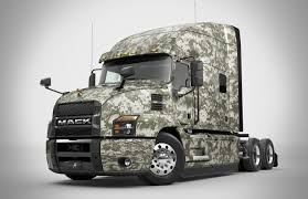 100 Mack Trucks Macungie Truck Participating In Effort To Recruit Veterans To Trucking