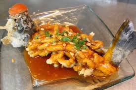 cuisine bar poisson poisson bar a la sauce aigre douce yelp