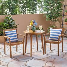 Kuhn Outdoor 3 Piece Acacia Wood Bistro Set – GDF Studio Bar Outdoor Counter Ashley Gloss Looking Set Patio Sets For Office Cosco Fniture Steel Woven Wicker High Top Bistro Tables Stool Cabinet 4 Seasons Brighton 3 Piece Rattan Pure Haotiangroup Haotian Sling Home Kitchen Hampton Lowes Portable Propane Chair Walmart Room Layout Design Ideas Bay Fenton With Set Of Coffee Table And 2 Matching High Chairs In Portadown Carleton Round Joss Main Posada 3piece Balconyheight With Gray