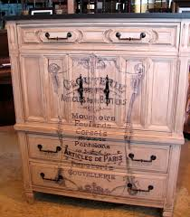 Kent Coffey French Provincial Dresser by Thrift Store Decor Junky French Label Dresser