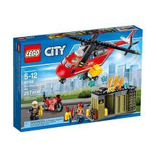 Bandingkan Harga Comic Con LEGO City 60109 Fire Boat & Lego City ...