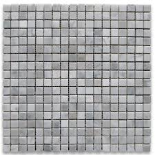 carrara white 5 8x5 8 square mosaic tile polished marble from