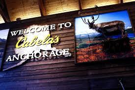 Cabelas Gun Cabinet by Video Craig Medred U0027s Sneak Peek At Cabela U0027s Anchorage Alaska