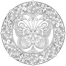 Mandala Printable Contemporary Art Websites Coloring Pages For Adults