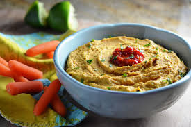 Pumpkin Hummus Recipe Without Tahini by Cara U0027s Cravings Thai Peanut Pumpkin Hummus