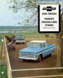 100 1966 Chevy Trucks GM Heritage Center Archive Chevrolet Chevrolet Truck