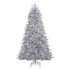 Ge Franklin Fraser Fir Christmas Tree by Sterling Multiple Colors The Home Depot