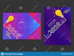 100 Magazine Design Ideas Creative Light Bulb 2019 New Year Template For Brochure