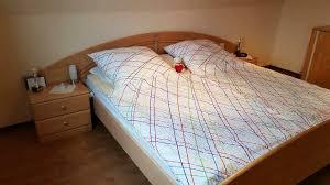 schlafzimmer in buche hell 5 teilig teilmassiv