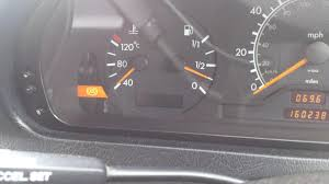 W202 ABS BAS ASR Light Fix Brake Switch