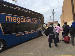 megabus after delays nearing a move to new austin stop