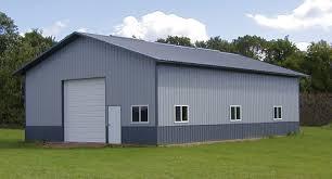 Pole Barns Garages