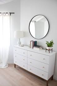 Ikea Nyvoll Dresser Light Grey by Best 25 Ikea Bedroom Ideas On Pinterest Ikea Bedroom White