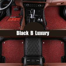 Bmw X5 Carpet Floor Mats by Special Fit Car Floor Mats For Bmw X5 E70 F15 Pvc Leather Anti