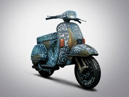Classic Vespas That You Might Not Have Seen