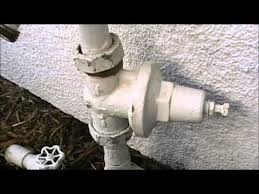 How to install a home water pressure regulator