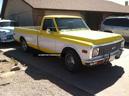 1971 Chevrolet C10 Colorado Truck 350 Automatic Trans 1971 Chevy C10 2year Itch Truckin Magazine Gm Pickup Truck Sales Brochure 1967 1968 1969 Chevrolet C K 1970 1972 Spuds Garage C30 Ramp Funny Car Hauler Headlight Wiring Diagram Wire Center Sold Cheyenne Shortbox Ross Customs Ck 10 Questions How Much Is A Chevy Pickup Bides On Trucks Bangshiftcom Greatness A That Black Factory Ac