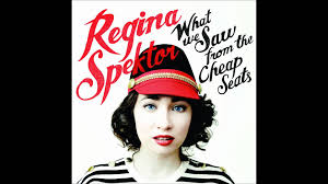 Folding Chair Regina Spektor Piano by Regina Spektor Patron Saint What We Saw From The Cheap Seats