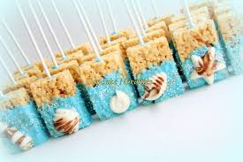 Rice Krispie Treats Halloween Theme by Under The Sea Party Under The Sea Birthday Baby Shower Bridal
