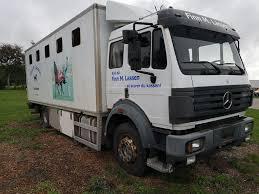 100 Mercedes Box Truck MERCEDESBENZ 1824 Closed Box Trucks For Sale From Denmark Buy