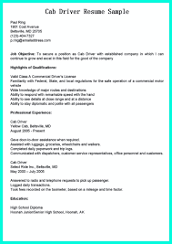 Resume For Truck Driver New Truck Driver Resume No Experience ...
