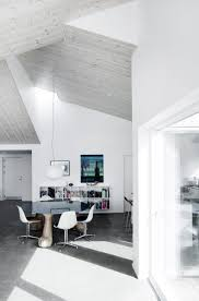 100 Interior Roof Design Sigurd Larsens House Features Intersecting Slanted Roofs