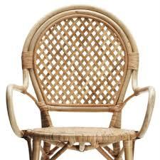 20 meubles tendances en rotin paille bambou etc chaise