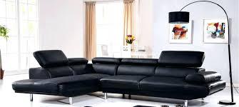 canape cuir et tissu canape d angle ikea size of sofa cuir noir canapac dangle