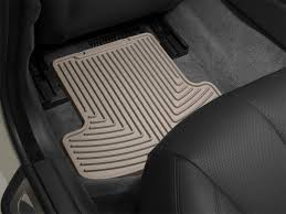 WeatherTech, All Weather Floor Mats, MB V251 T - Tuff Truck Parts ...