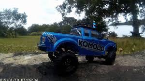 100 Komodo Truck RCWORLD 4X4 110 Electric RC Car G Made YouTube