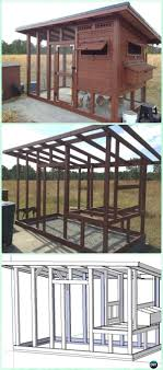Best 25+ Chicken Coop Plans Ideas On Pinterest | Chicken Coops ... T200 Chicken Coop Tractor Plans Free How Diy Backyard Ideas Design And L102 Coop Plans Free To Build A Chicken Large Planshow 10 Hens 13 Designs For Keeping 4 6 Chickens Runs Coops Yards And Farming Diy Best Made Pinterest Home Garden News S101 Small Pictures With Should I Paint Inside