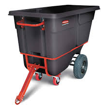 RUBBERMAID Black Tilt Truck, 27.0 Cu. Ft. Capacity, 2100 Lb. Load ... Rubbermaid Fg102800bla Rectangle Dome Tilt Truck Lid Plastic Black Cart Wheels Trash Cans Rubbermaid 135 Cu Ft Capacity 450 Lb Load Akro Mils 60 Gal Grey Without Tilt Truck Max 2722 Kg 1011 Series Videos Rotomolded By Commercial Rcp1314bla Cleaning Equipment Supplies Refuse Control Debris Removal Carts Trucks In Stock Uline Abandoname Dump 1 2 Cubic Yard 850pound